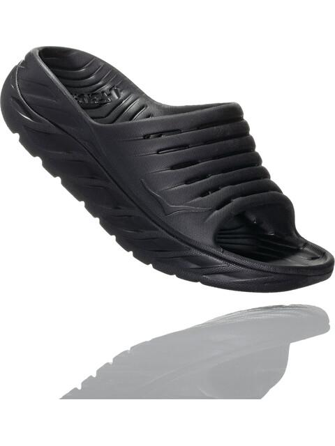 Hoka One One Ora Recovery Slide 2 Sandals Men Black/Black